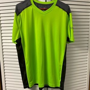 Under Armour Green Workout Shirt